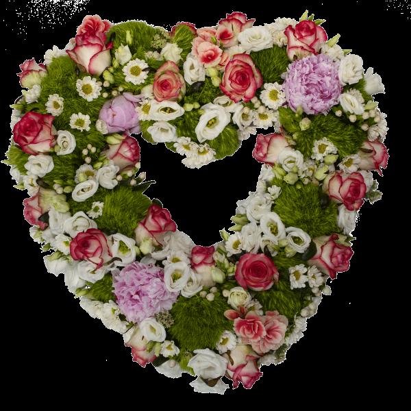 Cuore-Lisianthus-rose-jumilia-e-dianthus-green