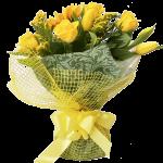 Mazzo Fiori gialli